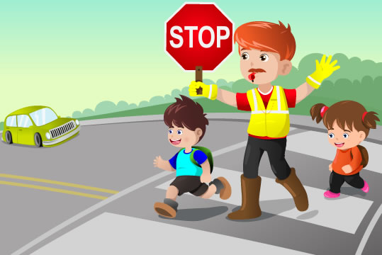 Street Safety for Autistic Child
